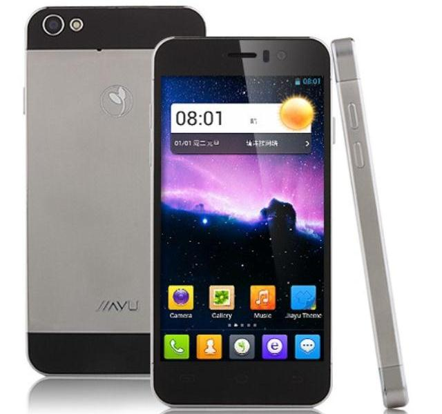 Jiayu g5 (6589T) (android 4.2) (13mp)