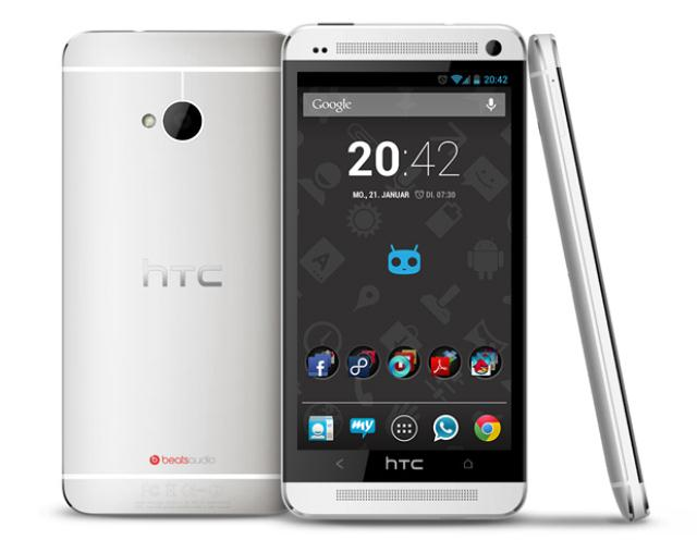 Htc one (mtk 6577) (5mpx) (android 4)