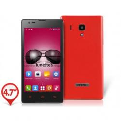 Cubot l1020 red (mtk 6572) (android 4.2) (3mpx)