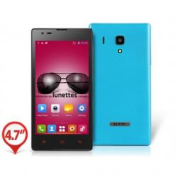 Cubot l1020 blue (mtk 6572) (android 4.2) (3mpx)