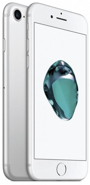 Apple iPhone 7 256Gb LTE  (серебристый)